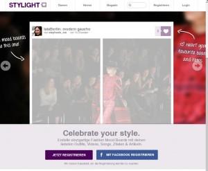 screenshotstylightlandingpage