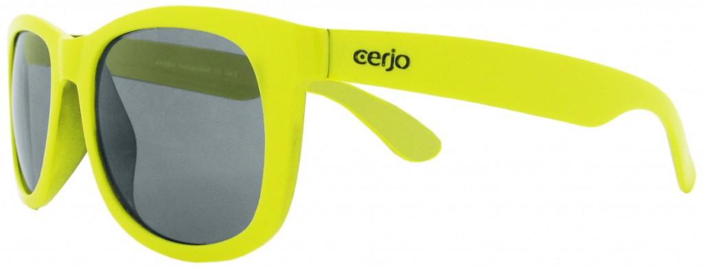 Gelbe Brille