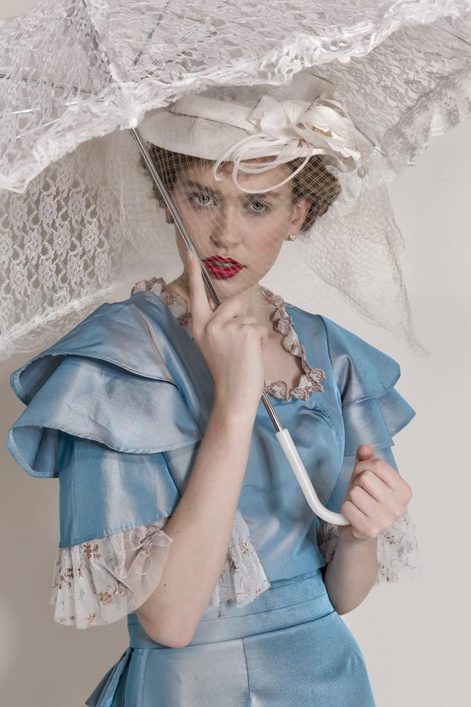 Model und Autorin Laura Kipfer