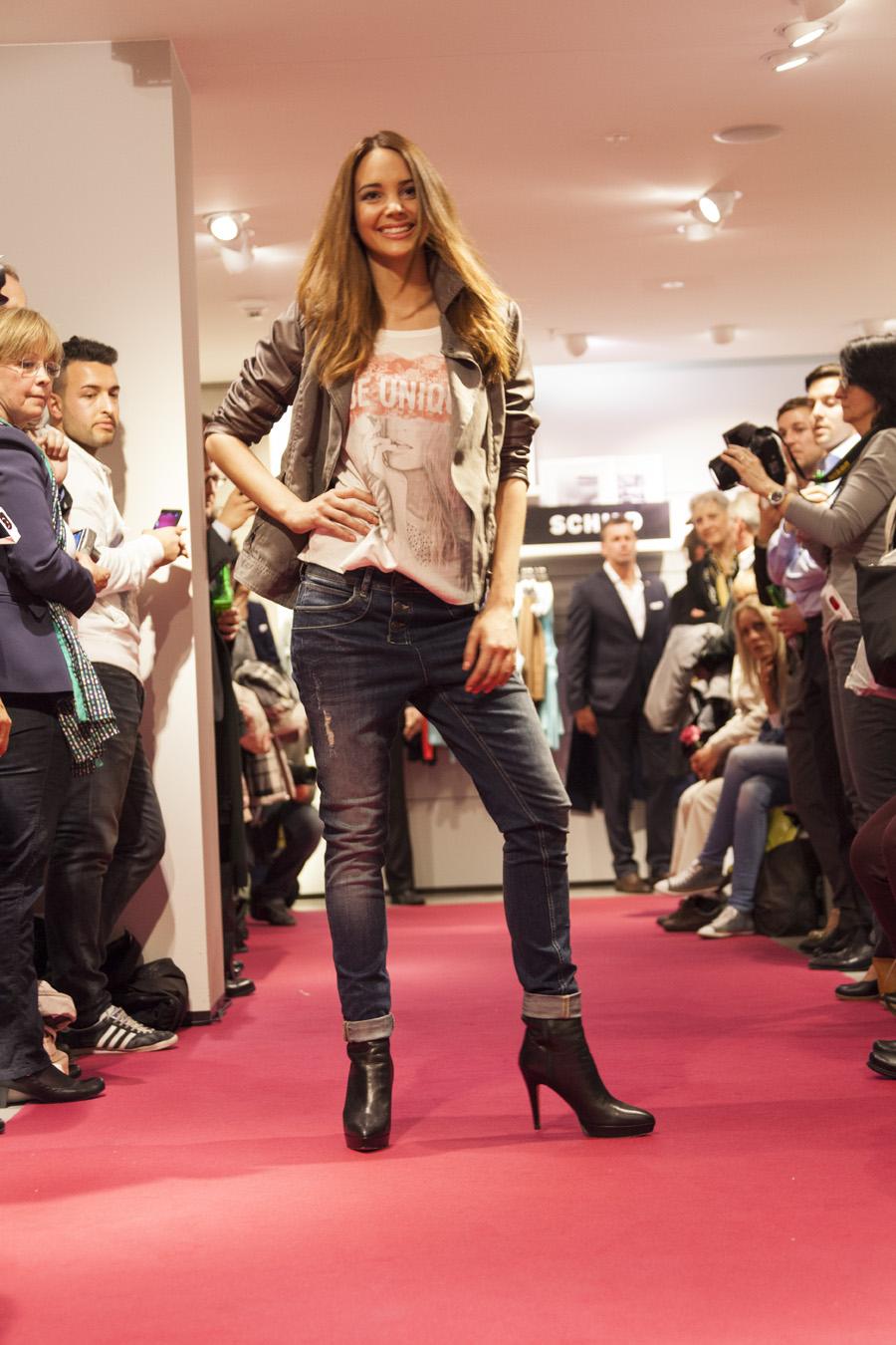 Miss Schweiz 2014 ist Laetitia Guarino