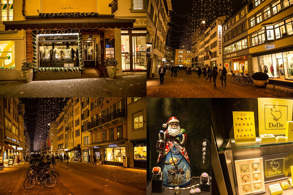 Landolf & Huber Juweliere im Rennweg in Zürich