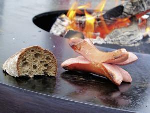 Wurst-Brot