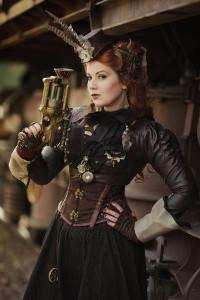 09_Steampunkerin_Designerin_Model_MADmoiselle Méli_Foto_by_Reiner_Eisenbeis
