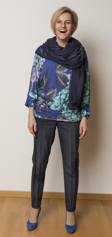 Shirt Phase Eight, Hose BSB, Schuhe Mexx