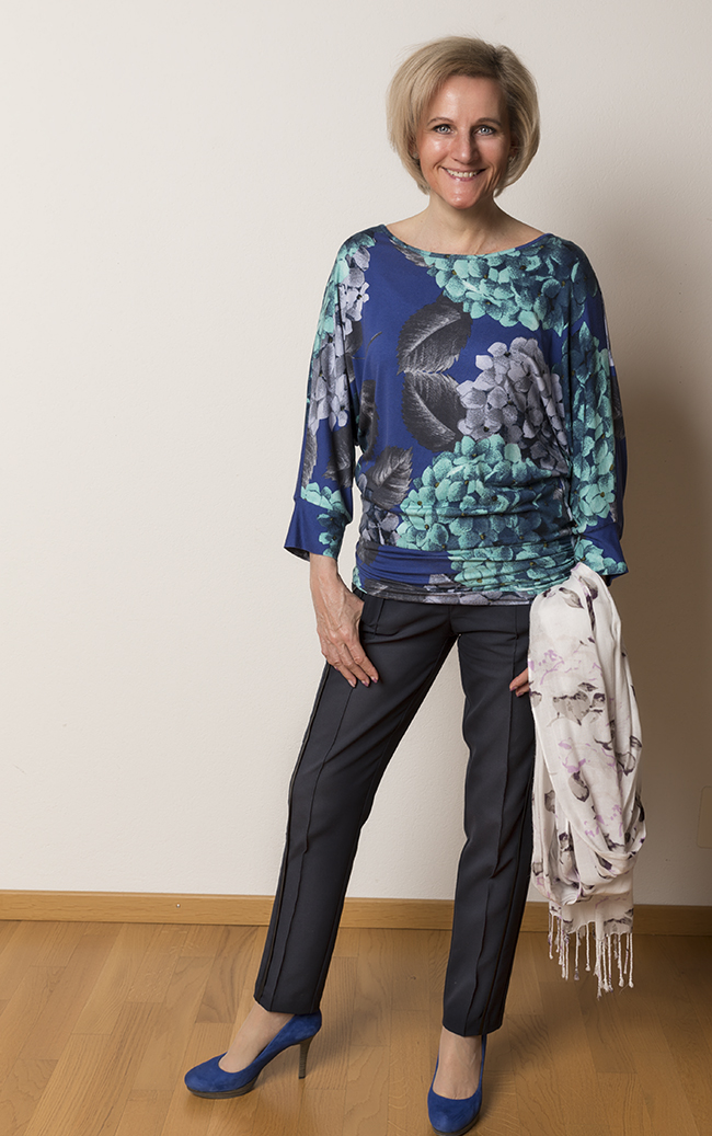 Pullover Phase Eight, Hose BSB Collection, Schuhe YKX&Co