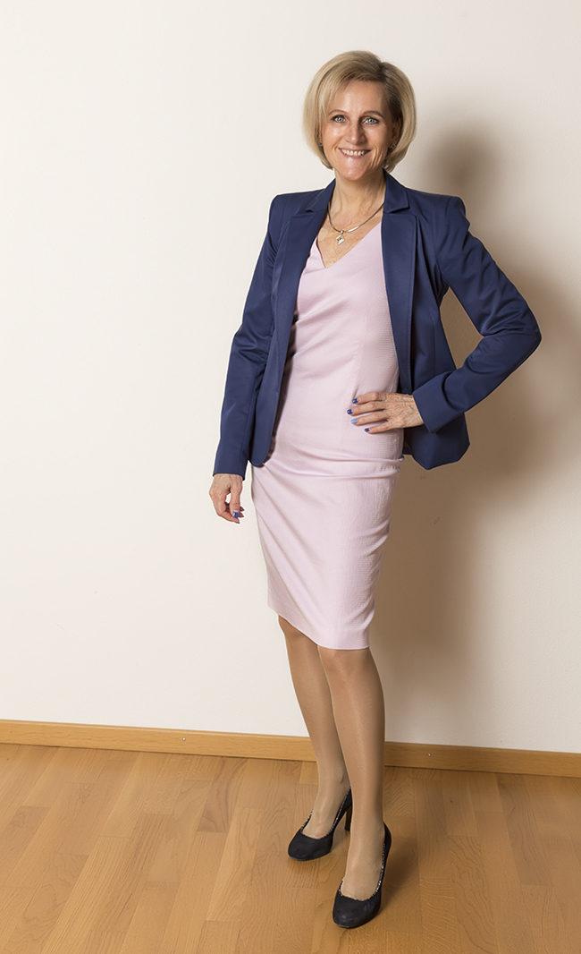 Blazer + Kleid Trussardi Jeans, Schuhe NavyBoot