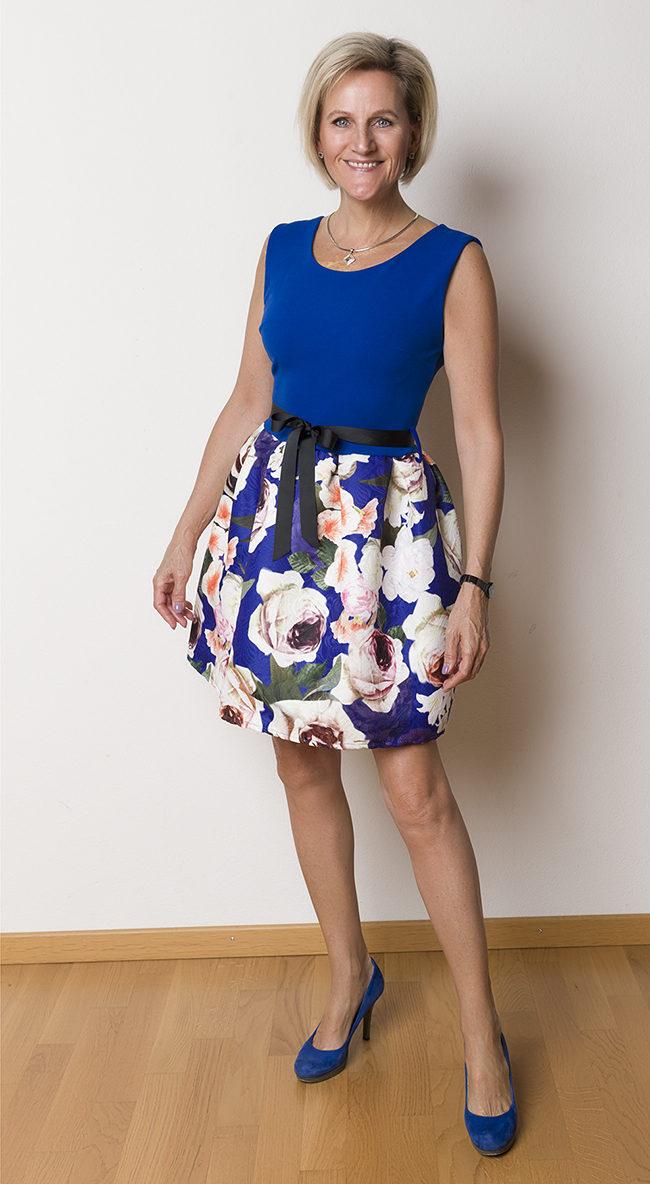 Kleid Kenu Boutique, Schuhe XYK&Co