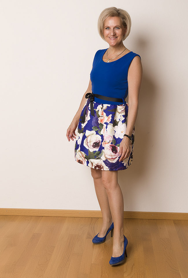 Kleid Kenu Boutique, Schuhe YKX&Co