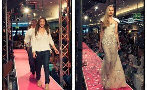 Sihlcity Fashion Show der Jungdesigner