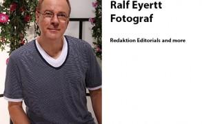 Ralf Eyertt Fotograf und zuständig für die Bildredaktion