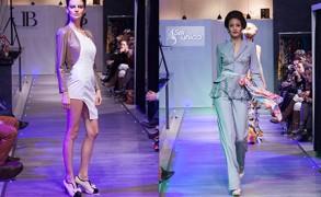 Fashion Show in der Sei unica in Zürich