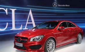 Mercedes-Benz CLA-Coupé – Der mit der Jugend flirtet