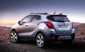 Opels kompaktes Sports Utility Vehicle Mokka – Spassmacher mit breitem Sicherheitsspektrum