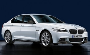 BMW 5er mit neuem Feinschliff
