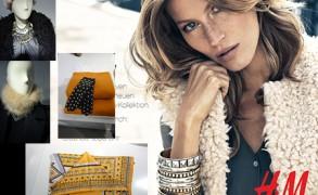 H&M Accessoires Kollektion 2013