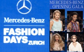 Mercedes Benz Fashion Days Zurich 2013