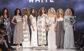 "LBD – White  ""Little Black Dress – White"" – Mercedes-Benz Fashion Days Zurich 2013"