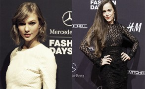 Red Carpet Mercedes Benz Fashion Days Zurich