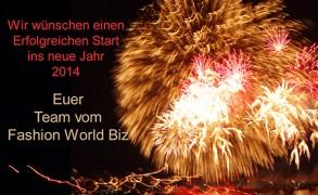Wir wünschen Euch einen erfolgreichen Start ins Jahr 2014