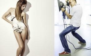 Der Fotograf und das Model