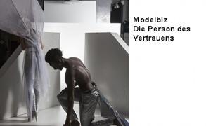 Modelbiz – Die Person des Vertrauens