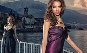 Fantastische Abendkleider von LILUCA Schweiz