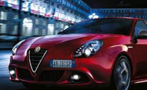 Alfa Romeo an der Automobilmesse Paris 2014