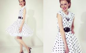 Damenmode des 20. Jahrhundert – 1950er-Jahre – New Look