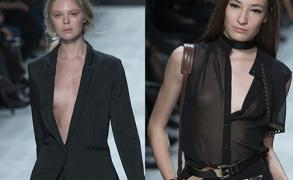 Mercedes Benz Fashion Days Zürich 2014 – Sexy Einblicke und tiefe Ausschnitte