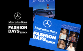 MERCEDES-BENZ FASHION DAYS ZURICH gibt Max Mara als Headline des Events bekannt