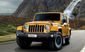 Jeep Wrangler X startet mit Sondermodell ins neue Jahr
