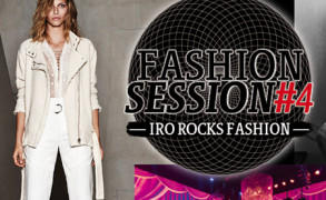 IRO ROCKS FASHION – die 4. Bolero Fashion Night im AURA