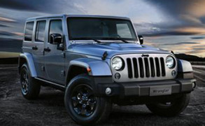 Jeep am Internationalen Autosalon in Genf 2015