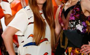 rebekka ruétz präsentiert ihre Frühjahrs /  Sommerkollektion 2016 auf der Mercedes Benz Fashion Week in Berlin