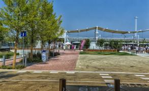 Ein Tag auf der Expo 2015 in Mailand