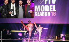 REYRO at the Fashion TV Model Search 2016 in Club Aura in Zurich