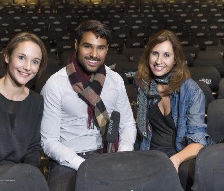 Das Zelt – Der Classic Circus – Reyro im Gespräch mit den Produzenten Nadine Imboden und Nadja Hauser