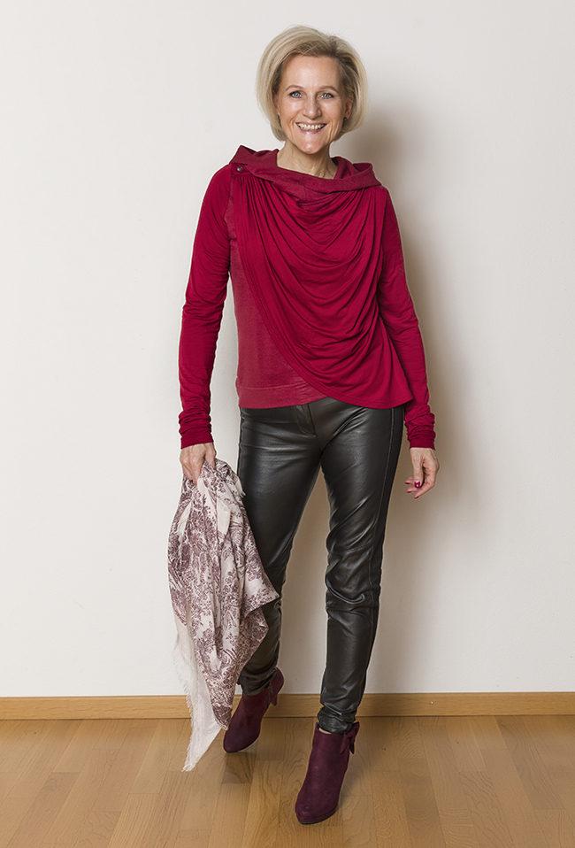 Shirt Sample Text, Hose H&M, Schuhe Graceland