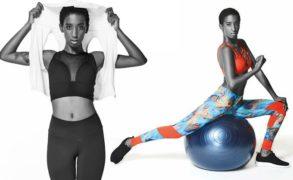 "iracema scharf – beachwear sportswear ""African Experience"""