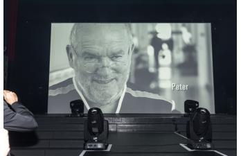 PRÄSENTATION DES PIRELLI KALENDERS 2017 – VON PETER LINDBERGH