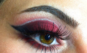 Vanessa Cisullo – Red Eyeshadowliner👁🛑