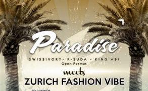 Kenu Boutique läd ein zur Fashion Show im Aura Zürich