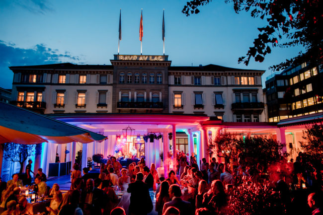 The Summerparty Baur Au Lac 2017