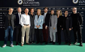 6. Internationaler Filmmusikwettbewerb 2017  Goldenes Auge an italienischen Komponisten Giuseppe Onofrietti Filmmusikkonzert in der neuen Tonhalle Maag