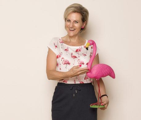 Biggi´s – All Age – Best Age Blog – Interview mit einem Flamingo