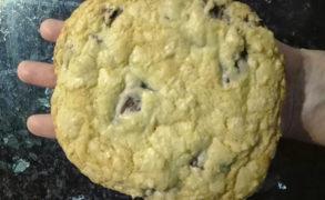 Schoki-Riesen-Cookies