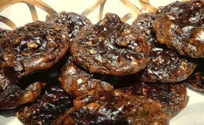 Mini Shocoholic Cookies