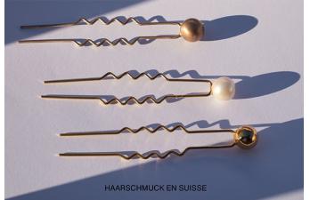 Haarschmuck en Suisse