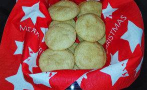 Snickerdoodle Kekse – Backrezept