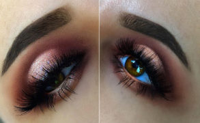 Vanessa Cisullo – Orange Halo Eye!